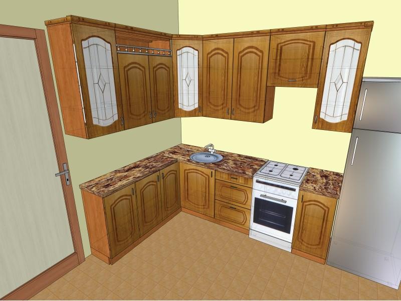 купить кухонный гарнитур бу недорого на авито в старом осколе